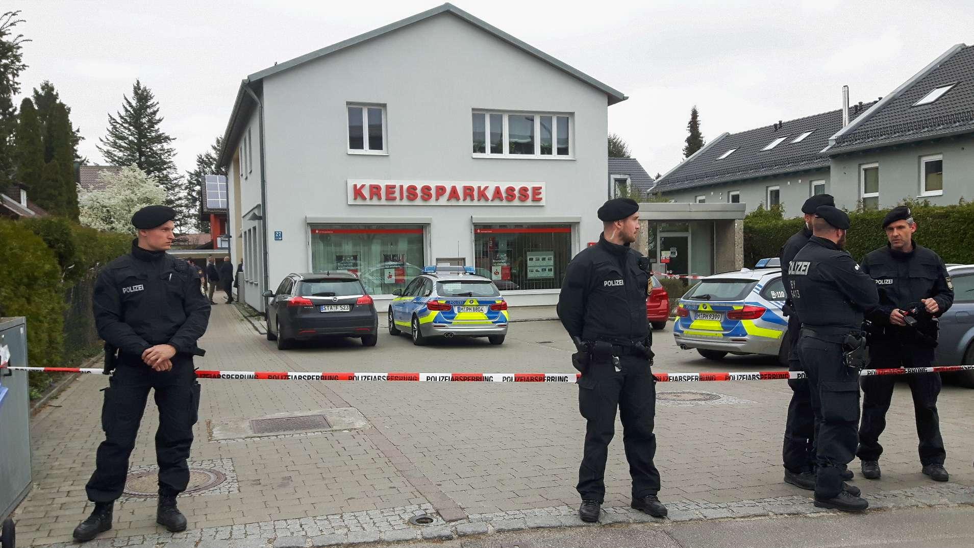 Foto vom Tatort.