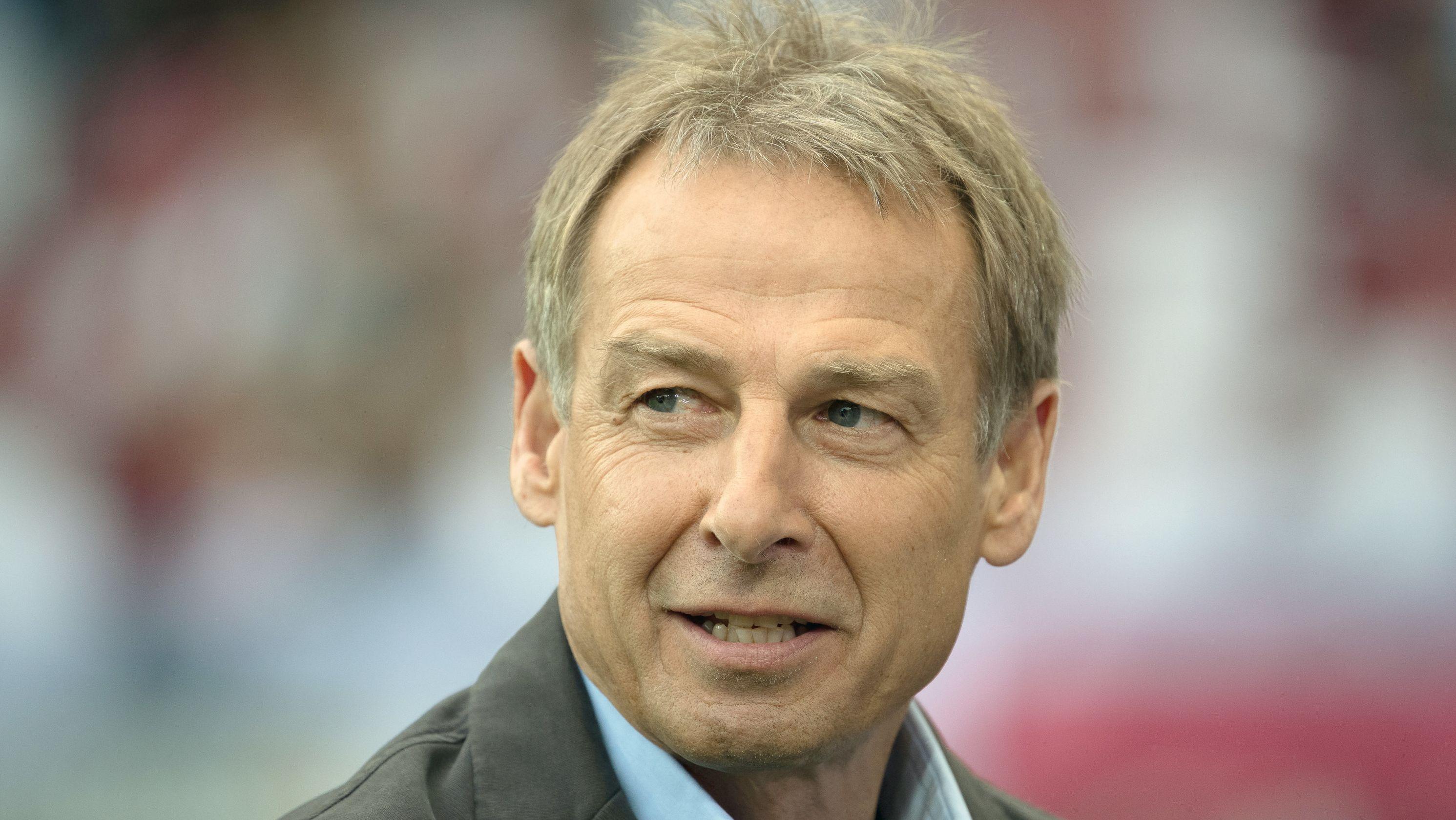 Archivbild Jürgen Klinsmann: Kehrt er zum VfB zurück?
