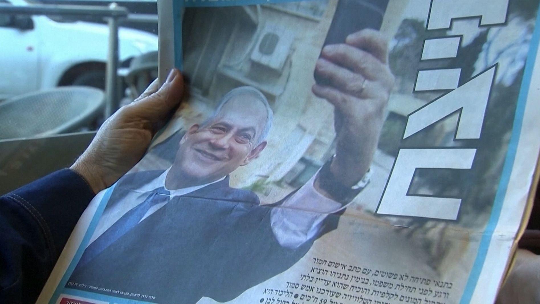 Bei der dritten Parlamentswahl in Israel binnen eines Jahres hat die Likud-Partei von Regierungschef Netanjahu deutlich hinzugewonnen. Nach bisherigem Stand der Auszählung könnte seine Partei 59 der 120 Sitze in der Knesset errungen haben.