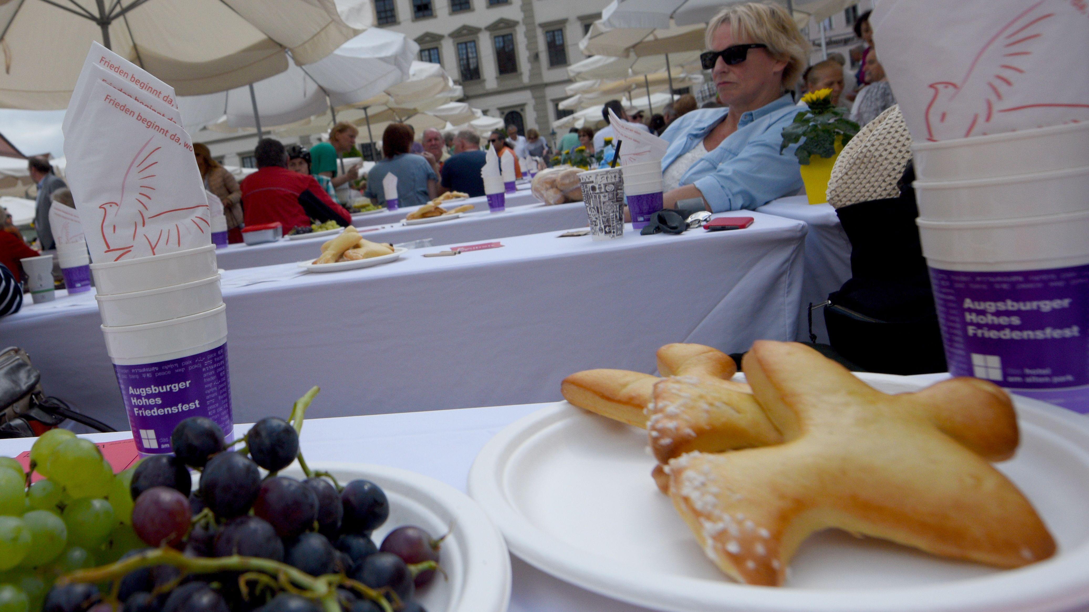 Darum feiert Augsburg das Friedensfest
