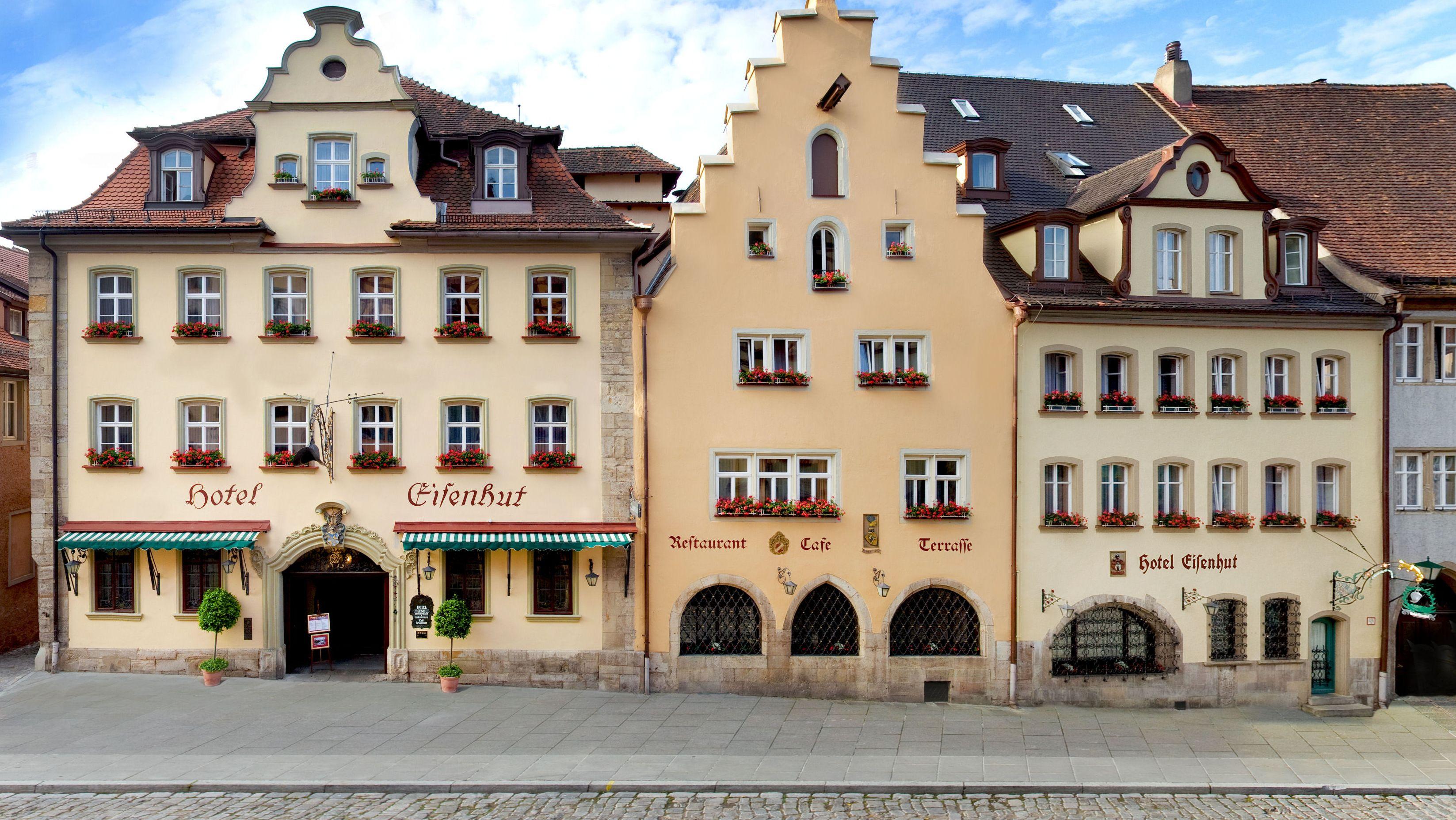 Hotel Eisenhut in Rothenburg ob der Tauber