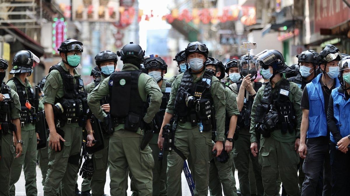 Hongkong - Proteste gegen Verschiebung der Wahlen