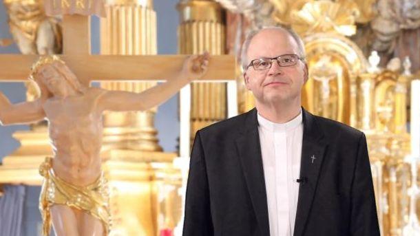 Der Passauer Generalvikar Josef Ederer