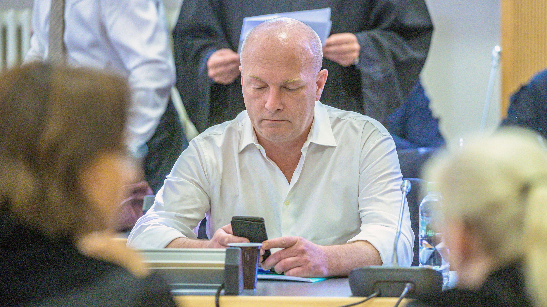 Joachim Wolbergs (ehem. SPD) vor Gericht