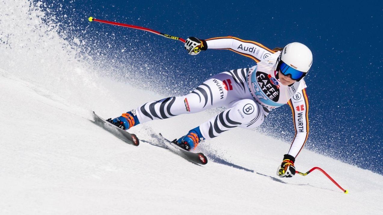 Ski alpin: Weltcup in Crans Montana