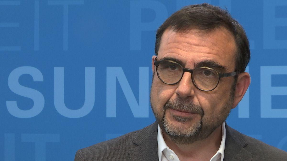 Bayerns Gesundheitsminister Klaus Holetschek