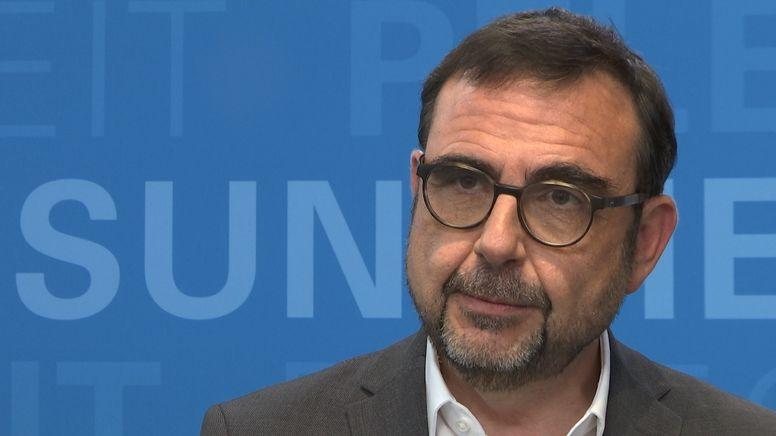 Bayerns Gesundheitsminister Klaus Holetschek | Bild:BR
