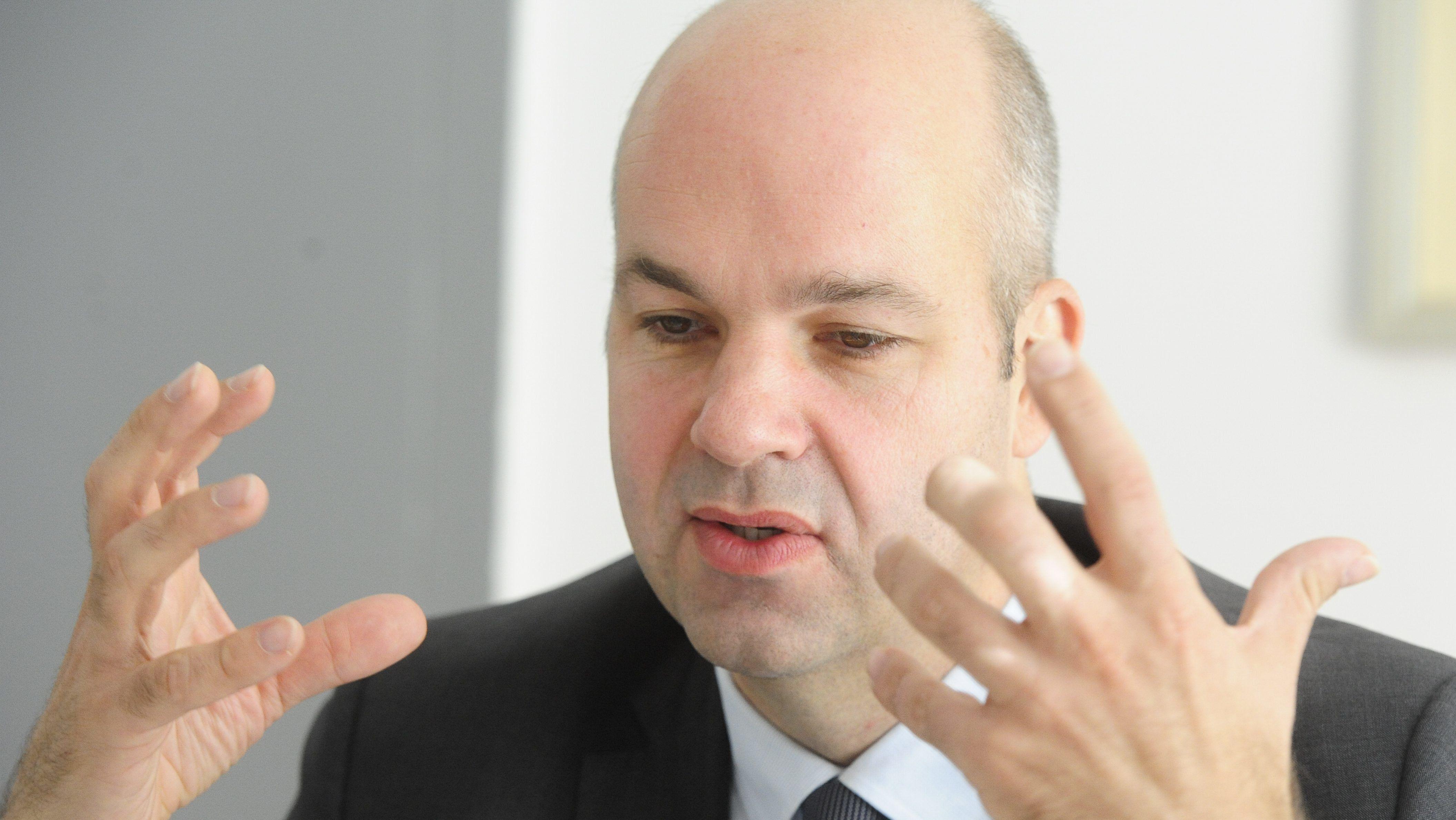 Marcel Fratzscher, Ökonom, Leiter des Deutschen Instituts für Wirtschaftsforschung und Professor für Makroökonomie an der Humboldt-Universität zu Berlin