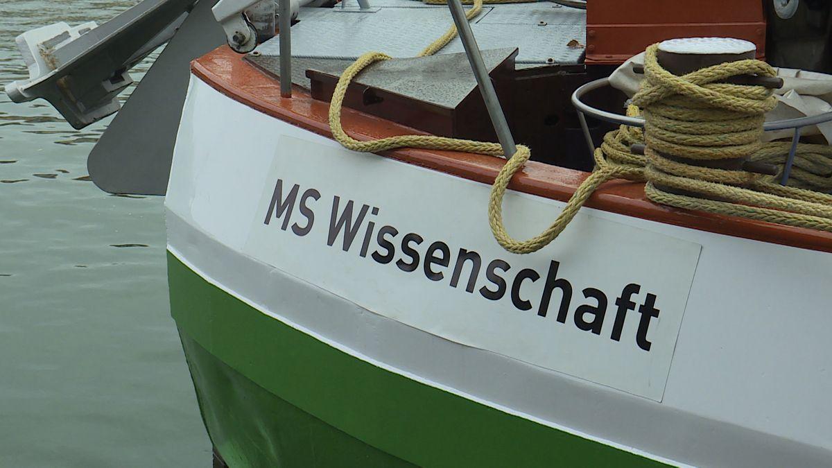 """Die """"MS Wissenschaft"""""""