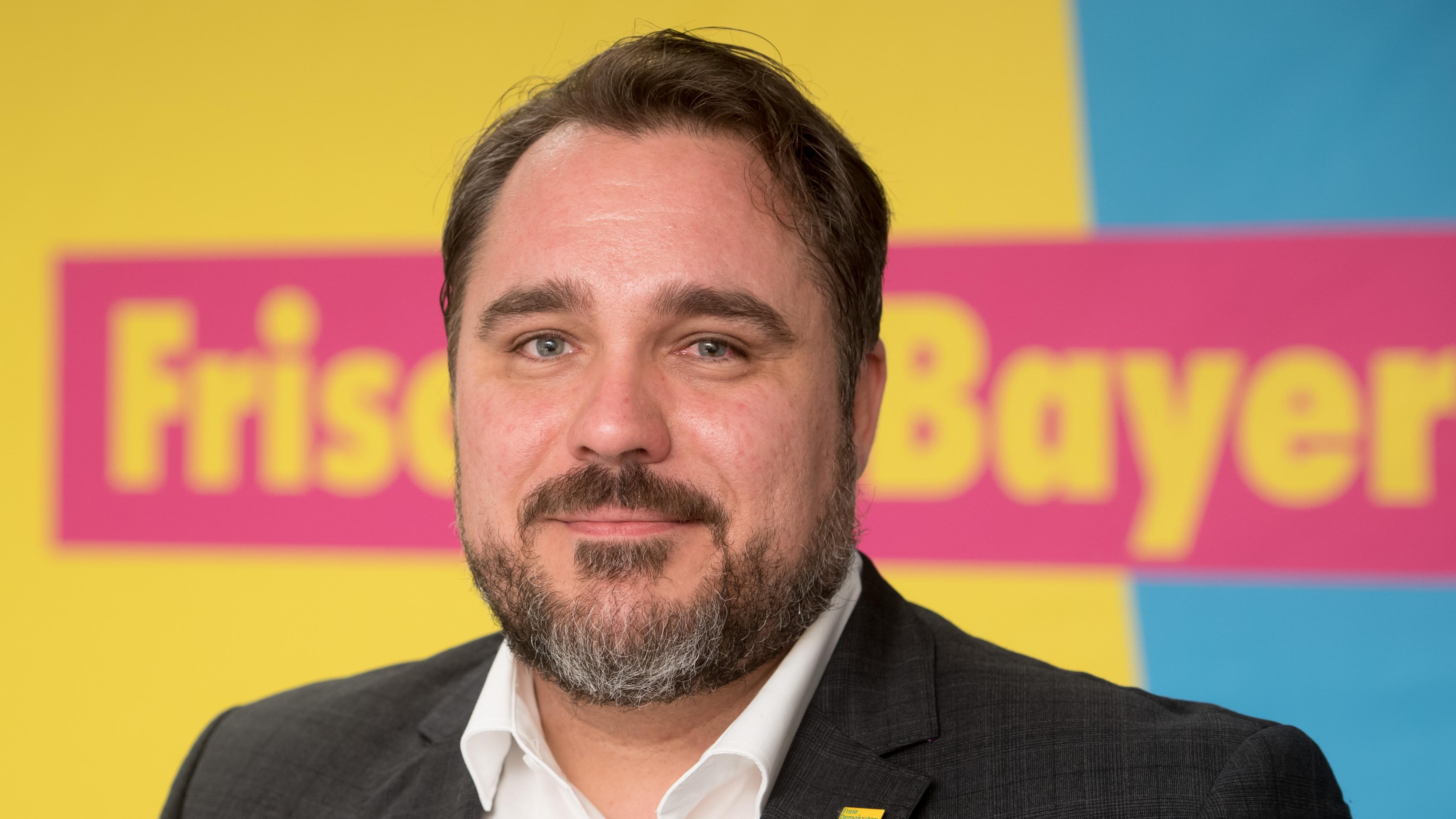 FDP-Landesvorsitzender Daniel Föst