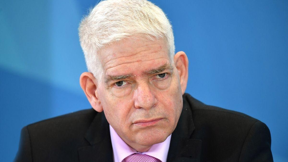 Archiv:  Präsident des Zentralrats der Juden, Josef Schuster