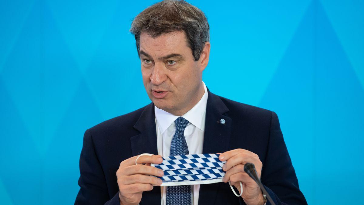 Markus Söder, Bayerns Ministerpräsident