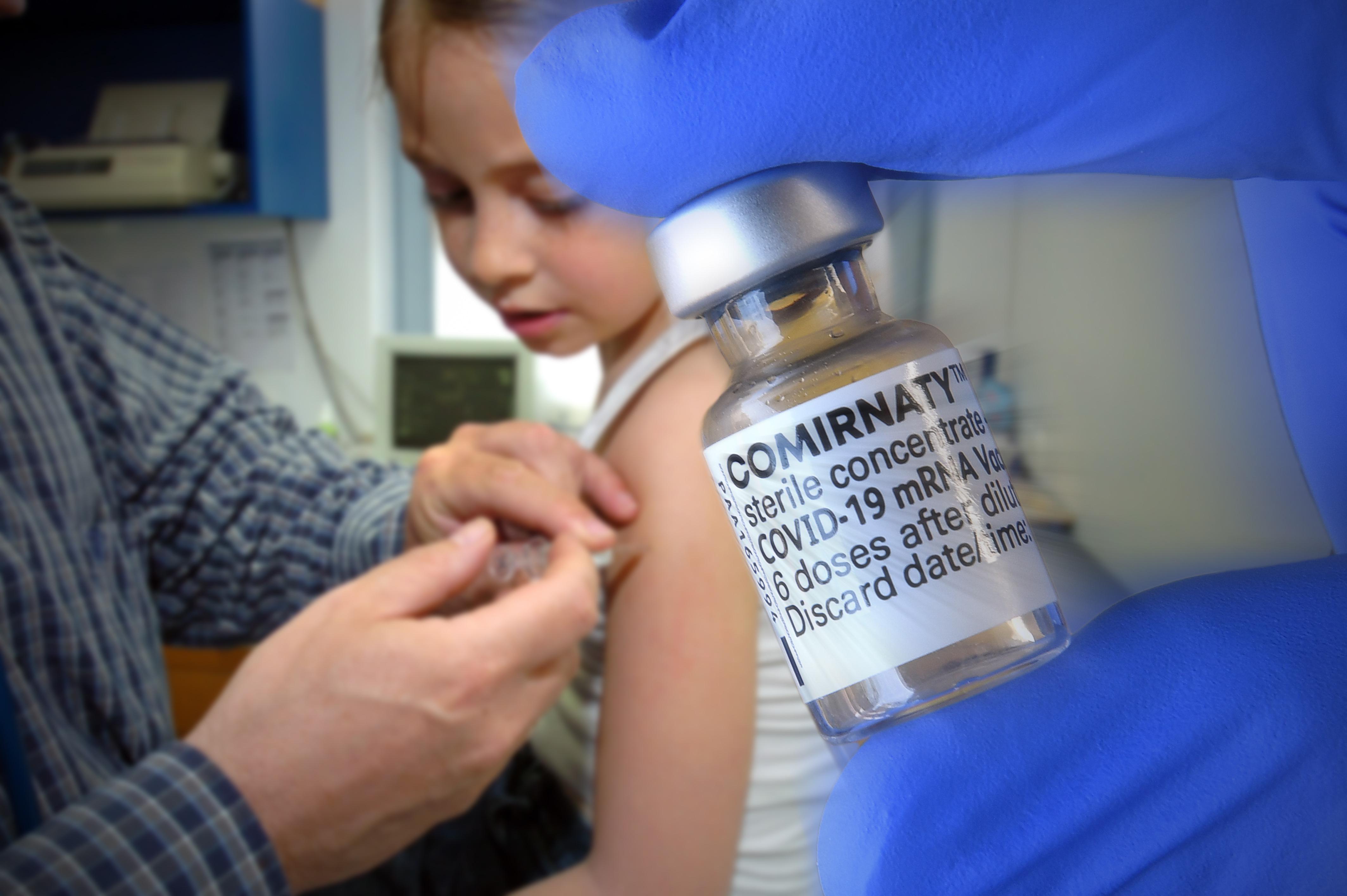 Corona: Biontech-Impfstoff schützt Kinder sicher vor Covid-19