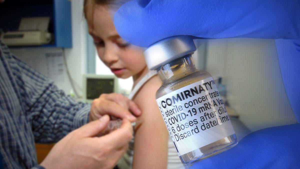 Impfstoff von Biontech schützt auch Kinder