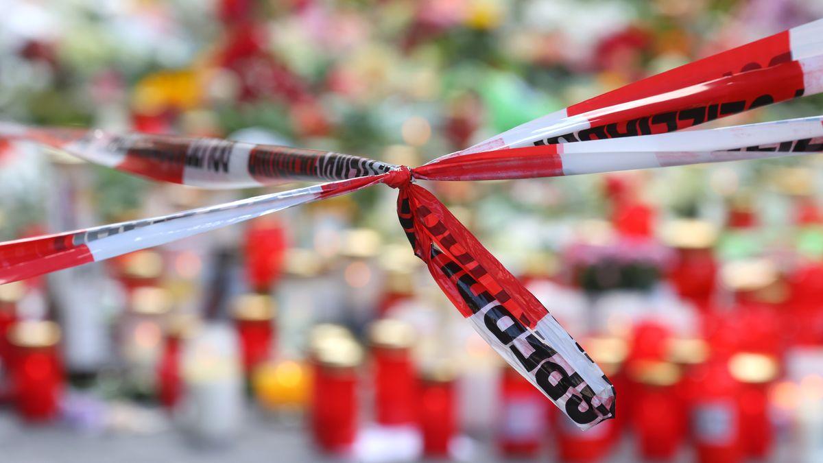 Bei der Messerattacke in Würzburg starben fünf Menschen. Fünf weitere wurden schwer verletzt.