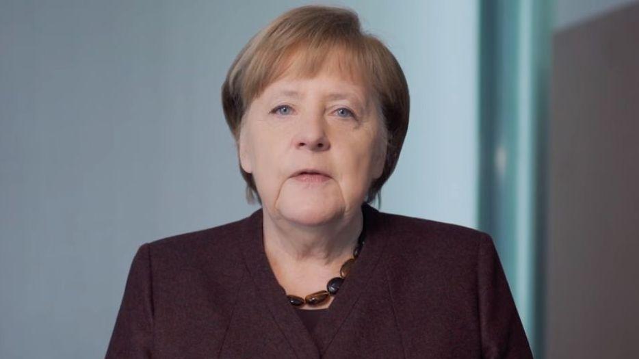 Merkel bittet Familien um Geduld in der Pandemie.