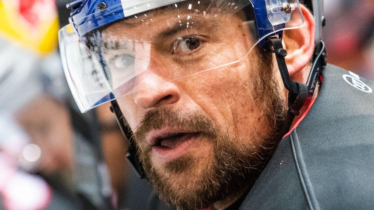 Eishockey-Spieler Yannic Seidenberg