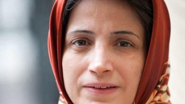 Porträt Menschenrechtlerin Nasrin Sotoudeh