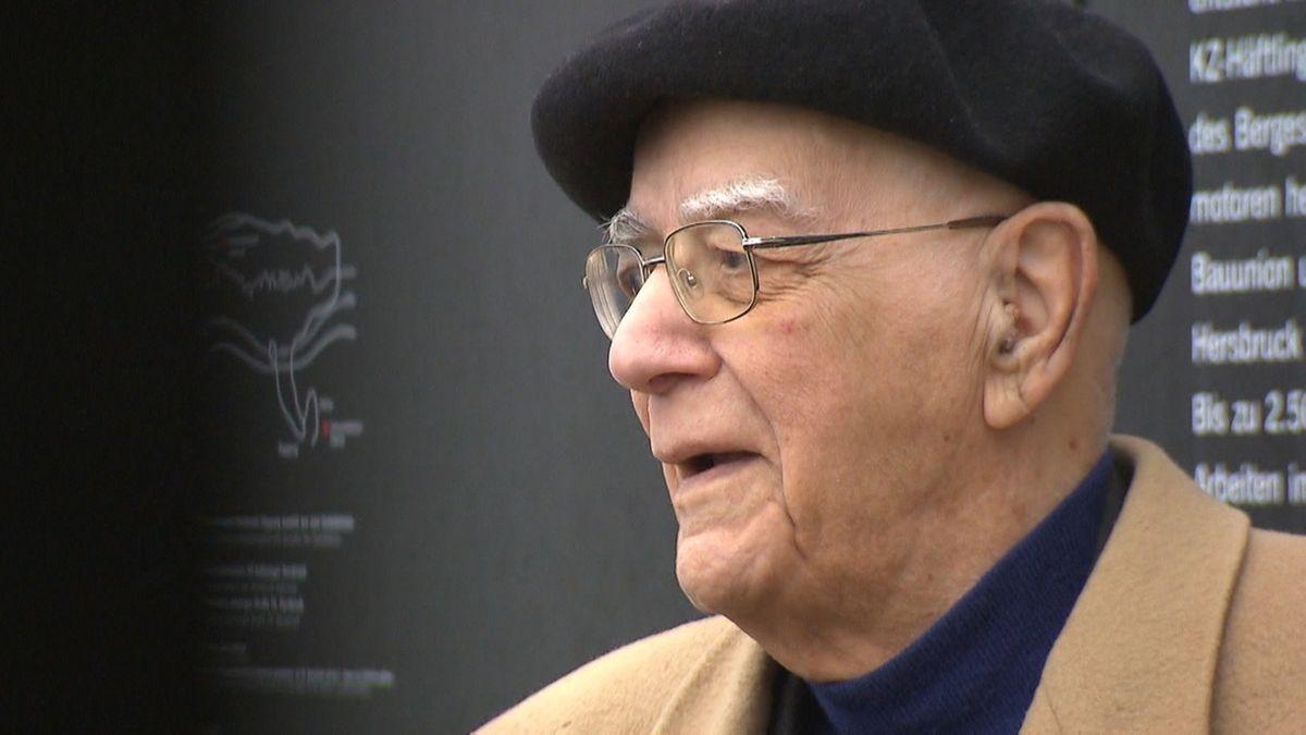 Widerstandskämpfer Vittore Bocchetta