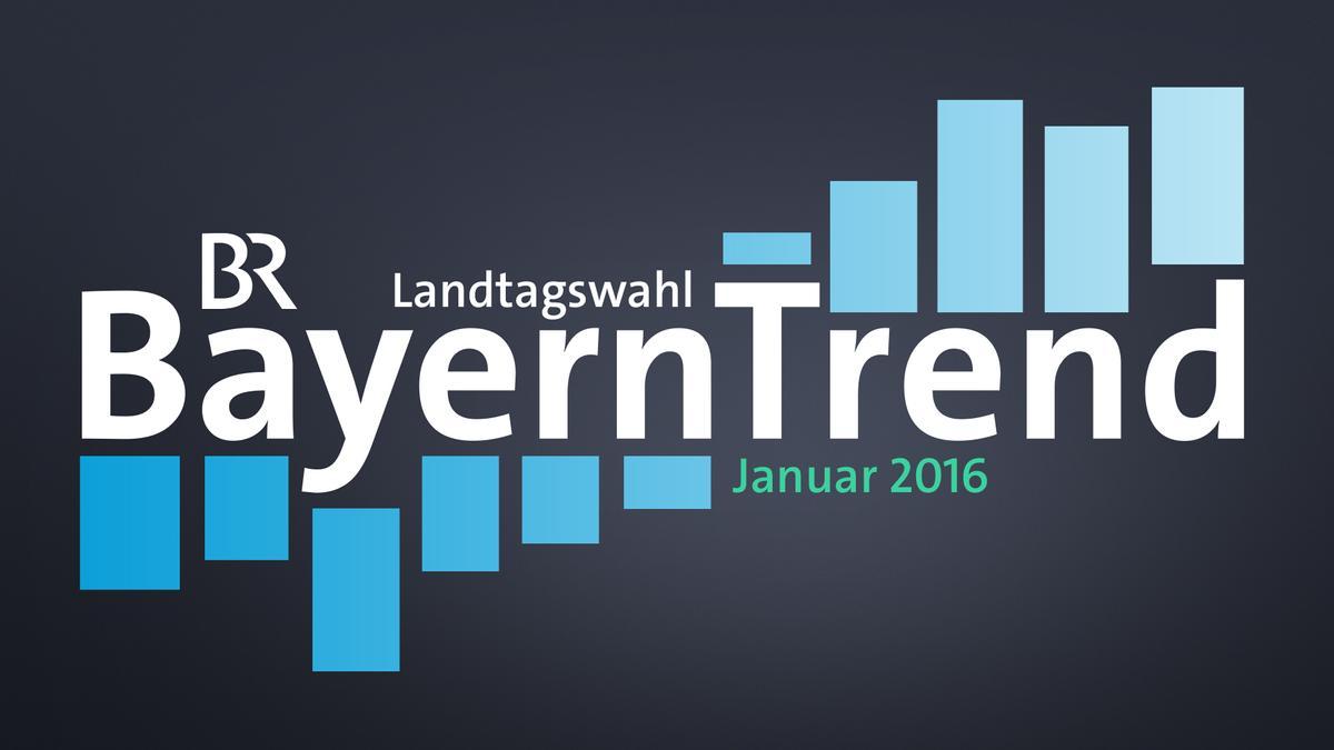 BayernTrend Januar 2016
