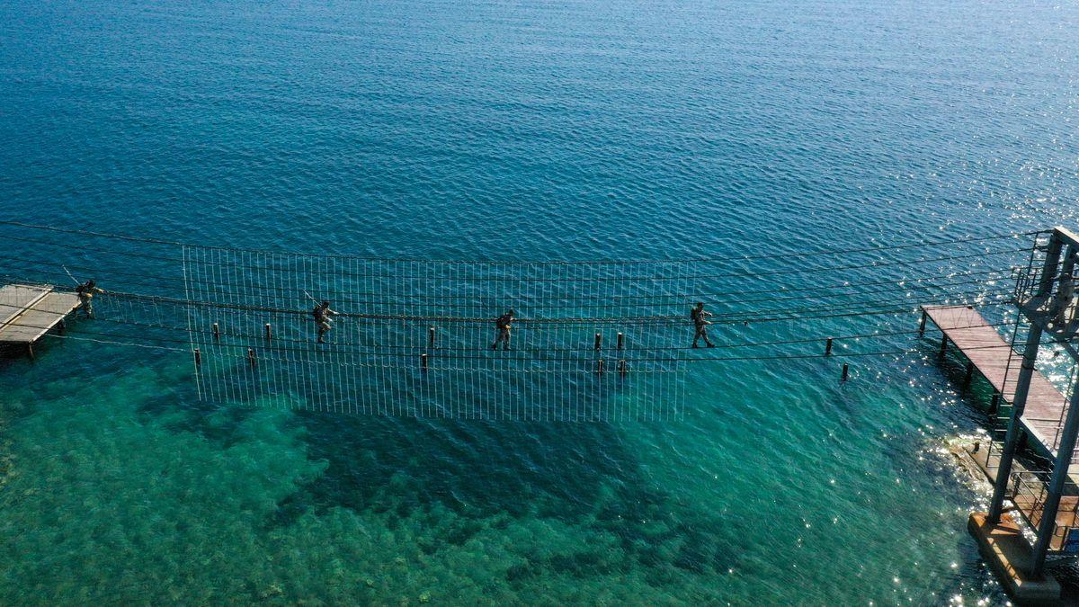 Meer bei Izmir