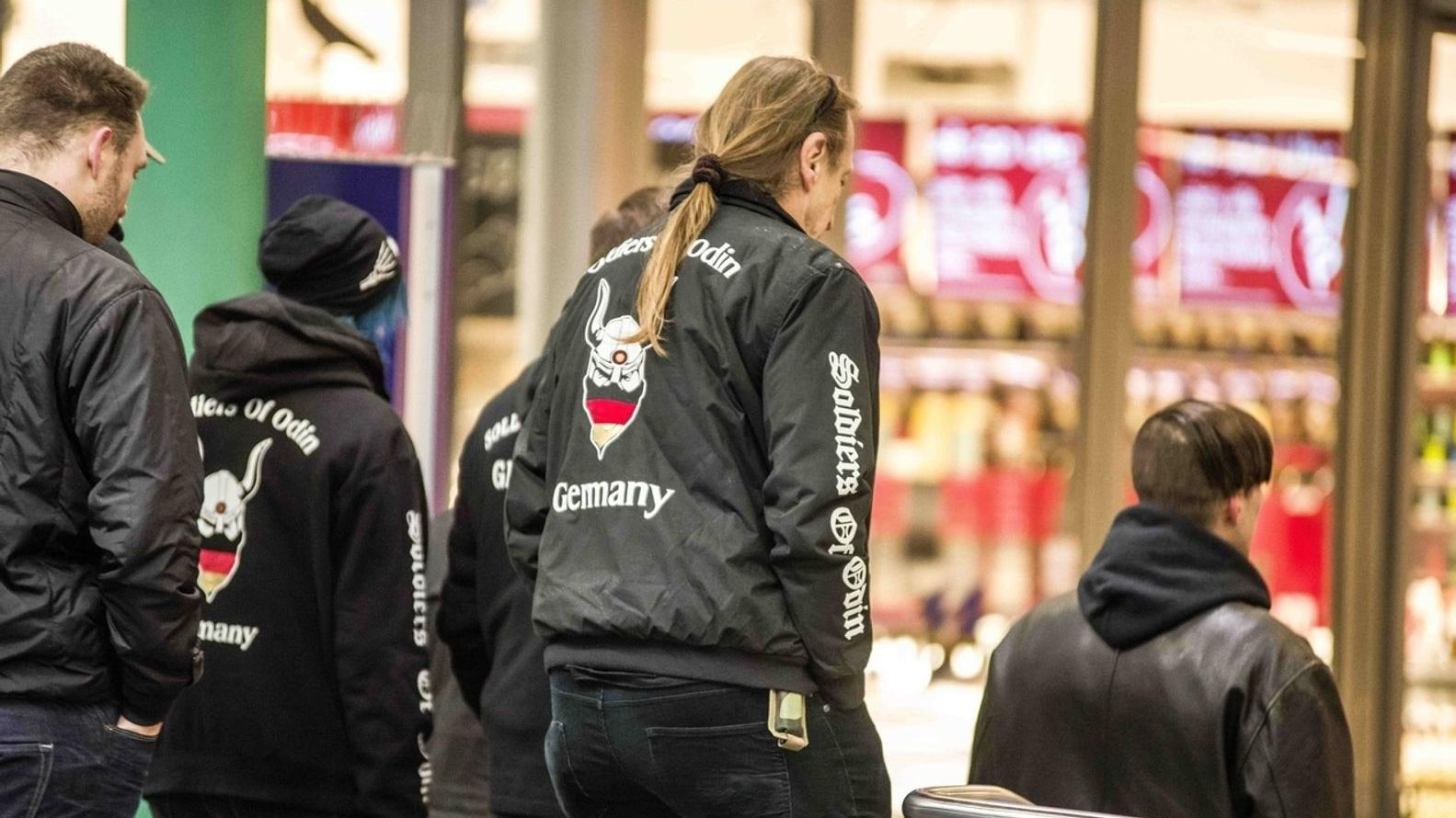 Soldiers of Odin in München