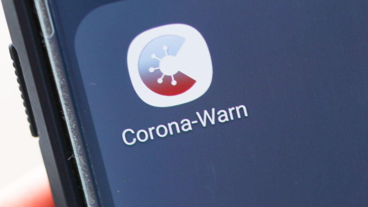 Icon von Corona-Warn-App
