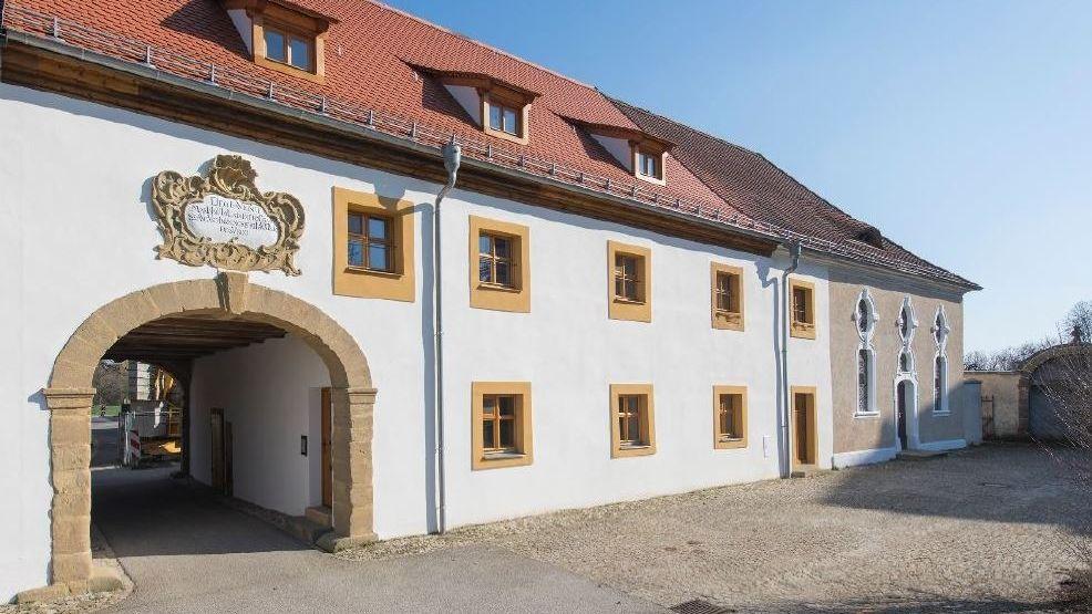 """Im Klosterdorf Speinshart im Landkreis Neustadt an der Waldnaab ist ein """"Haus der Dorfkultur"""" entstanden."""