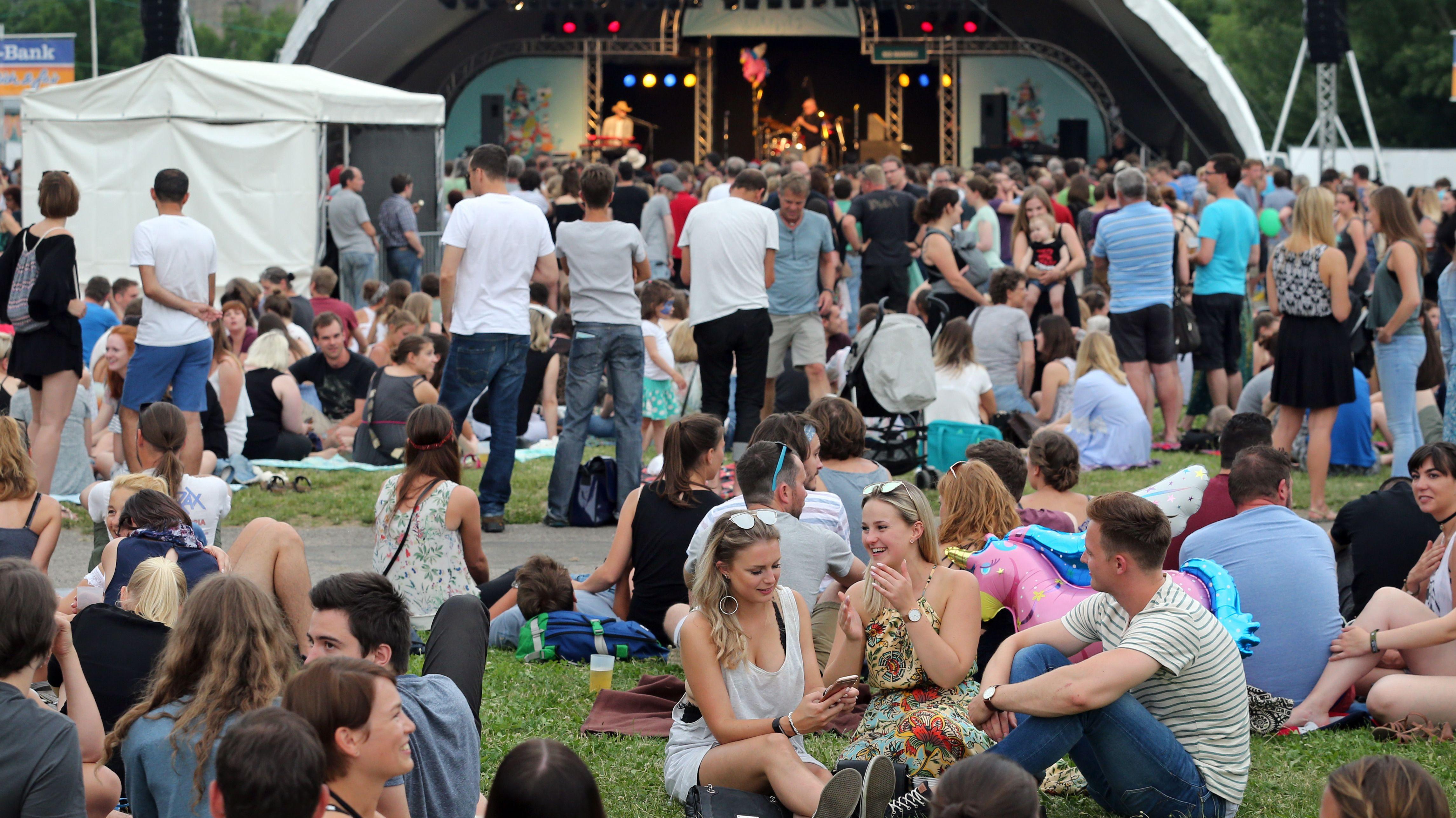 Das Umsonst & Draußen-Festival in Würzburg wurde für dieses Jahr abgesagt