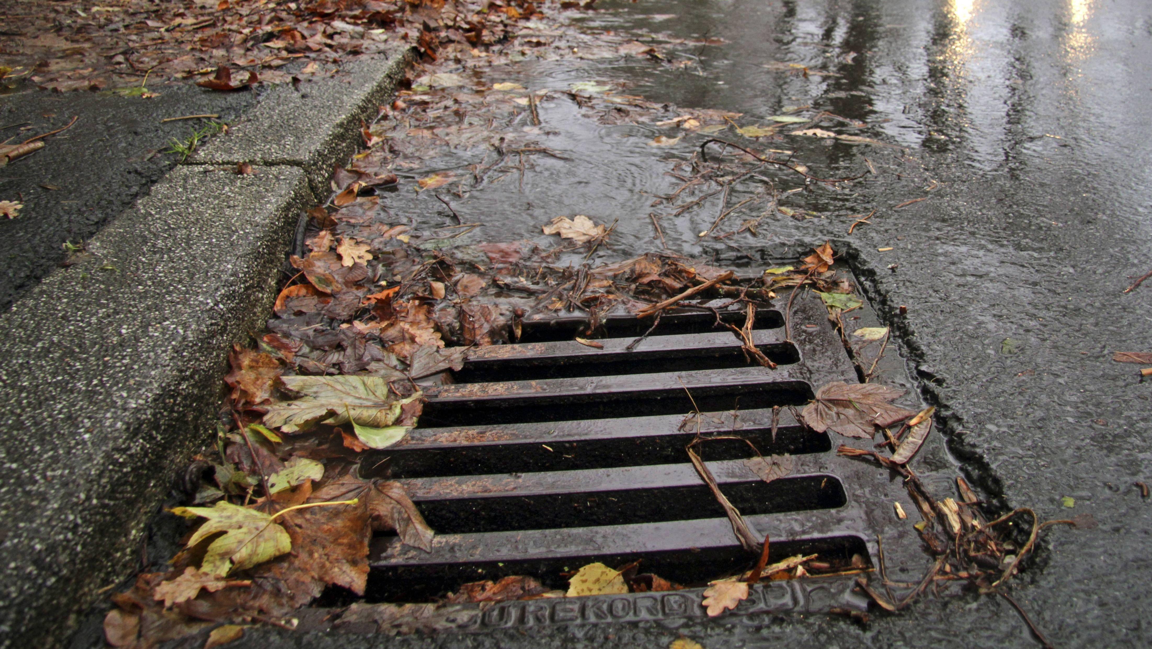 Kanaldeckel (Symbolbild)