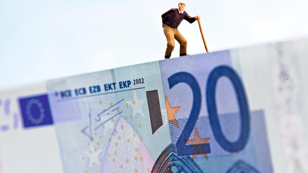 Rente mit 70?   Bild:MEV/Christian Albert