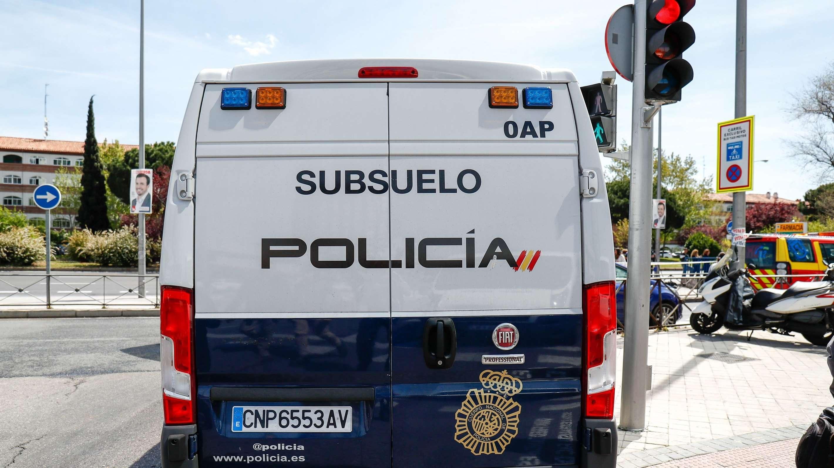 Symbolbild: Spanische Polizei