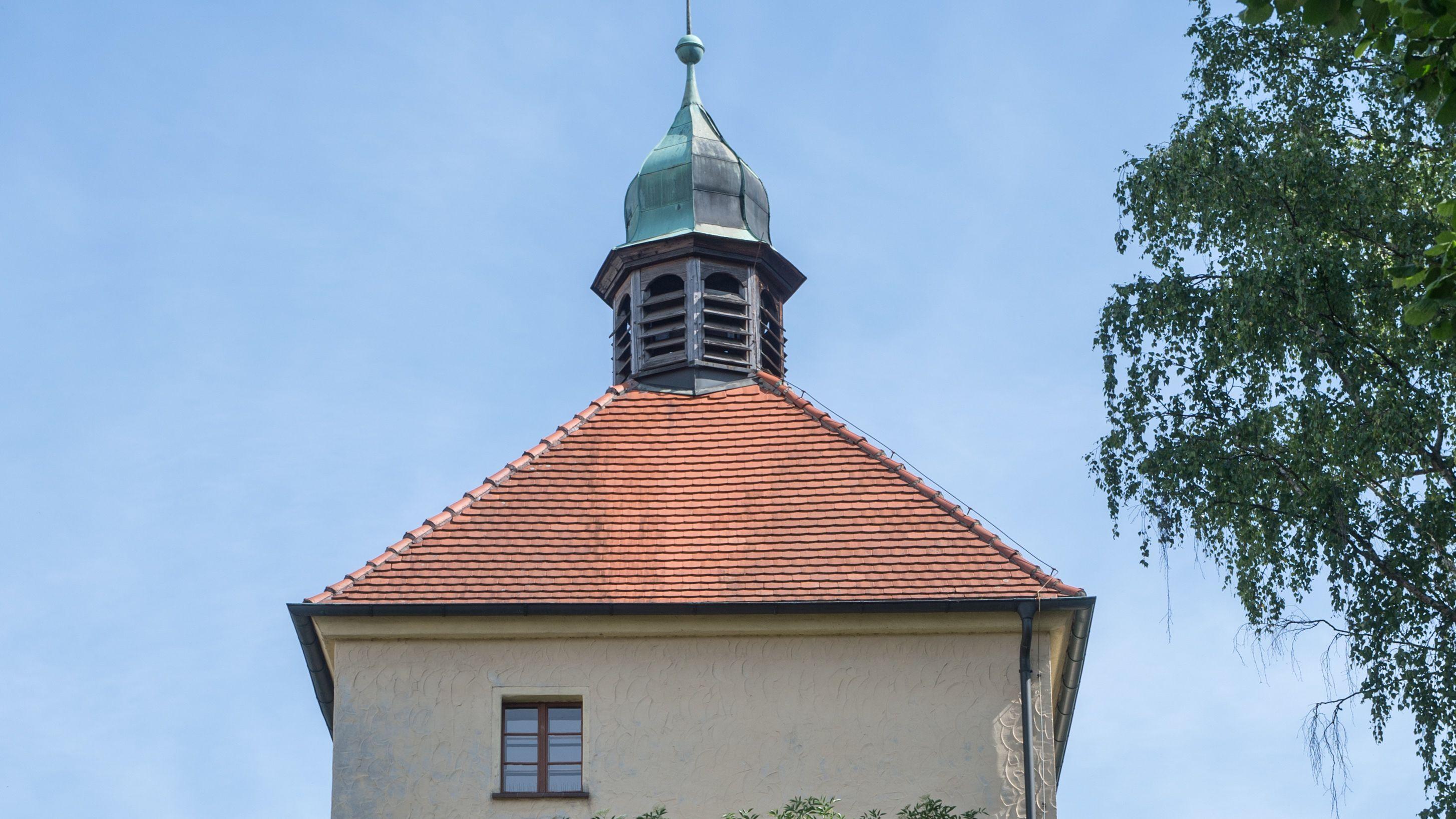 Der Blasturm in Schwandorf