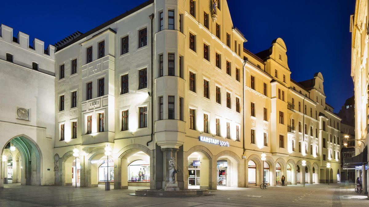 Karstadt Sports Filiale in München