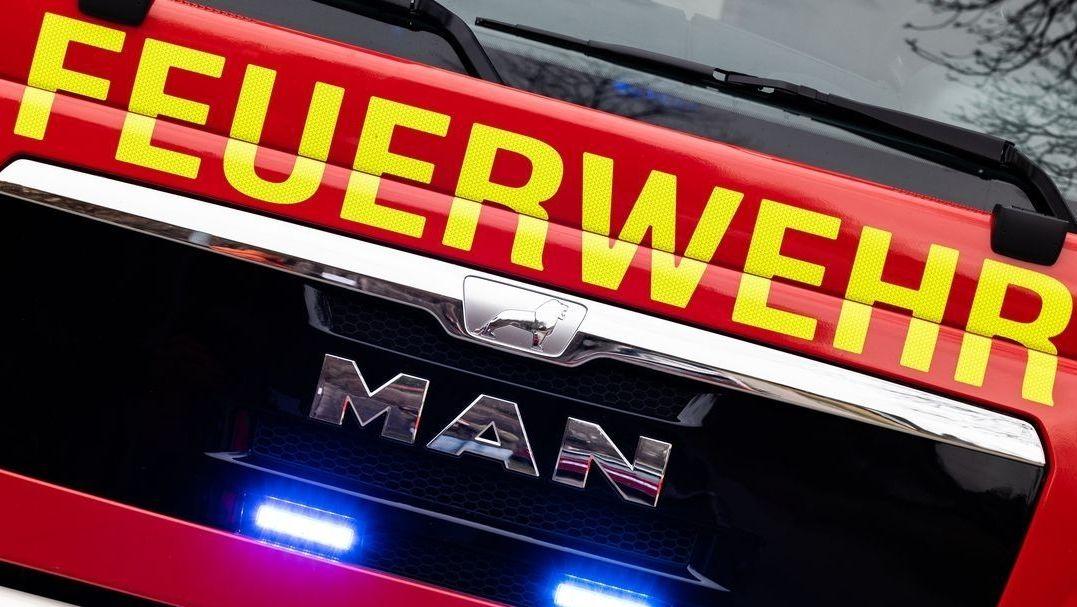 Feuerwehreinsatz (Symbolbild)