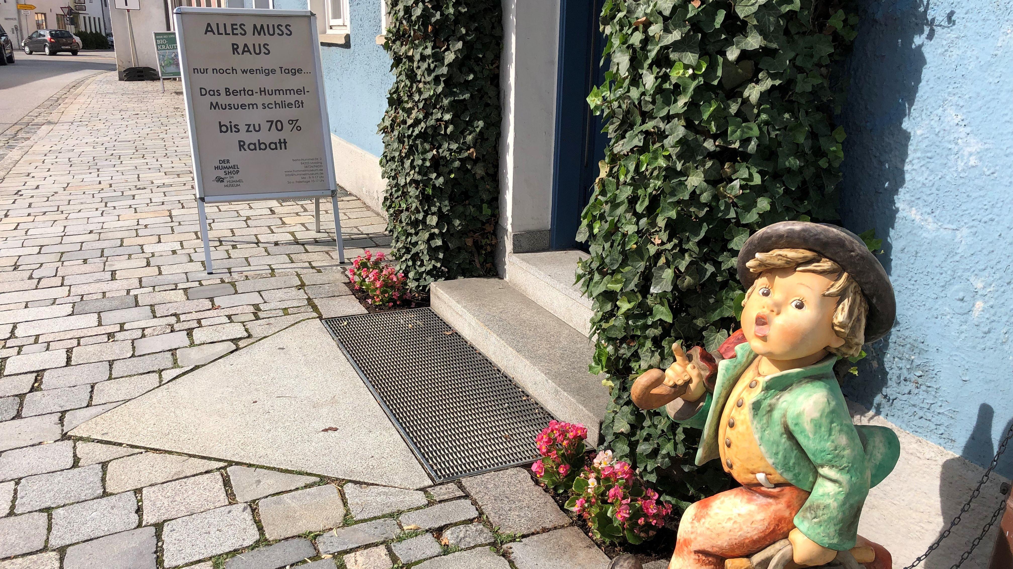 Berta-Hummel-Museum Massing
