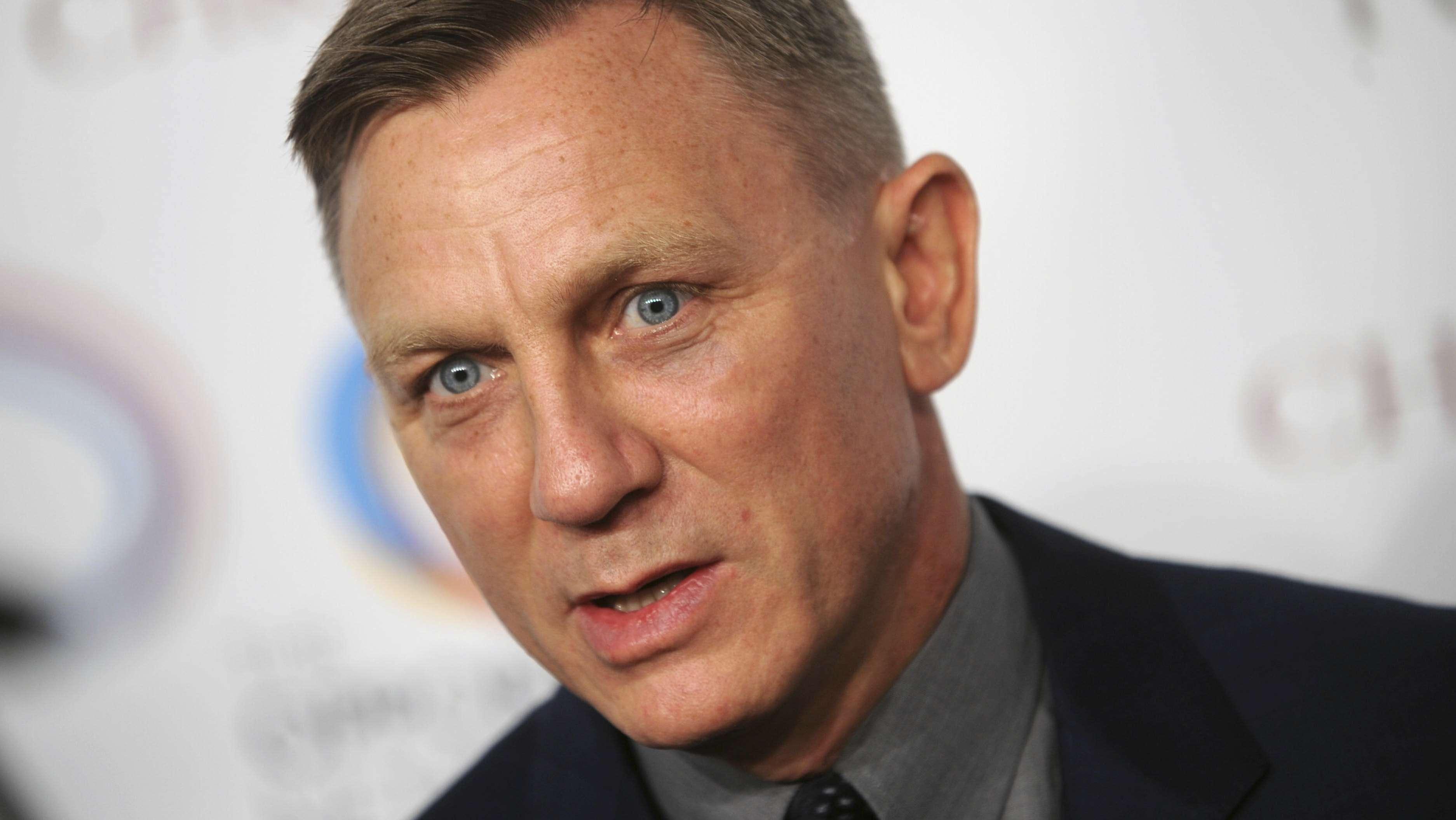 Daniel Craig - auch in BOND 25 wieder 007!