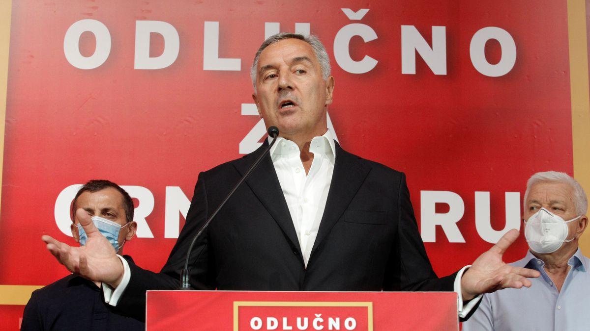 Montenegro: Präsident Milo Djukanovic