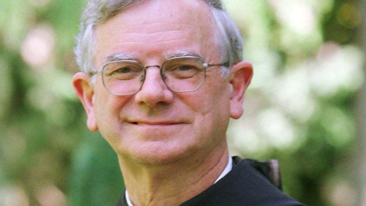 Der emeritierte Augsburger Bischof Viktor Dammertz