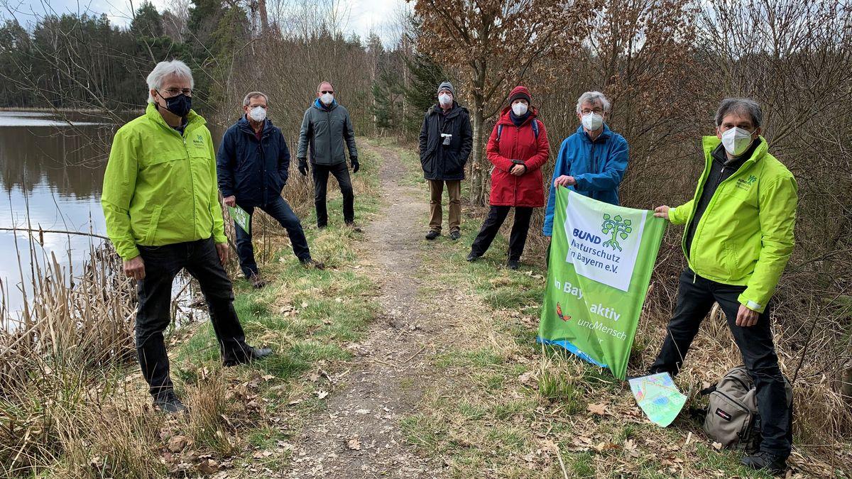 Vertreter des Bund Naturschutz in Tirschenreuth