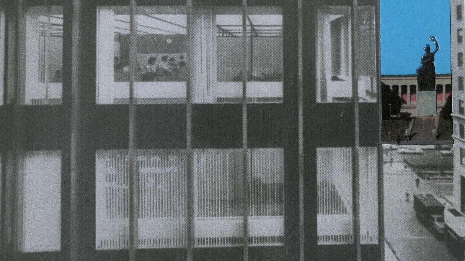 Wohnen und Arbeiten wie in Manhattan - aber eben auf der Theresienwiese.