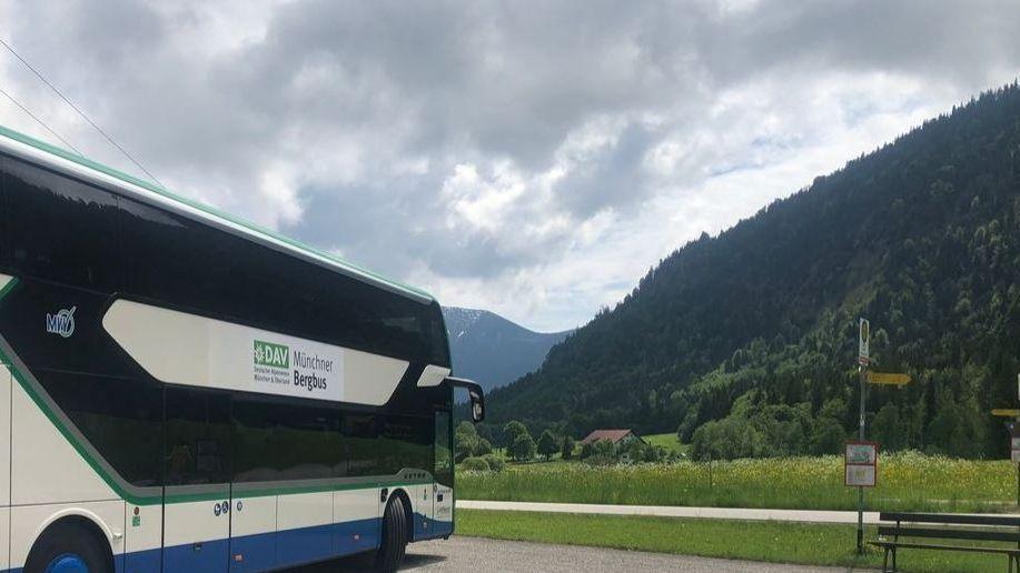 Der Bergbus