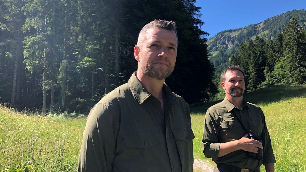 Seit Juni sind die beiden als Naturschutz-Ranger im Einsatz