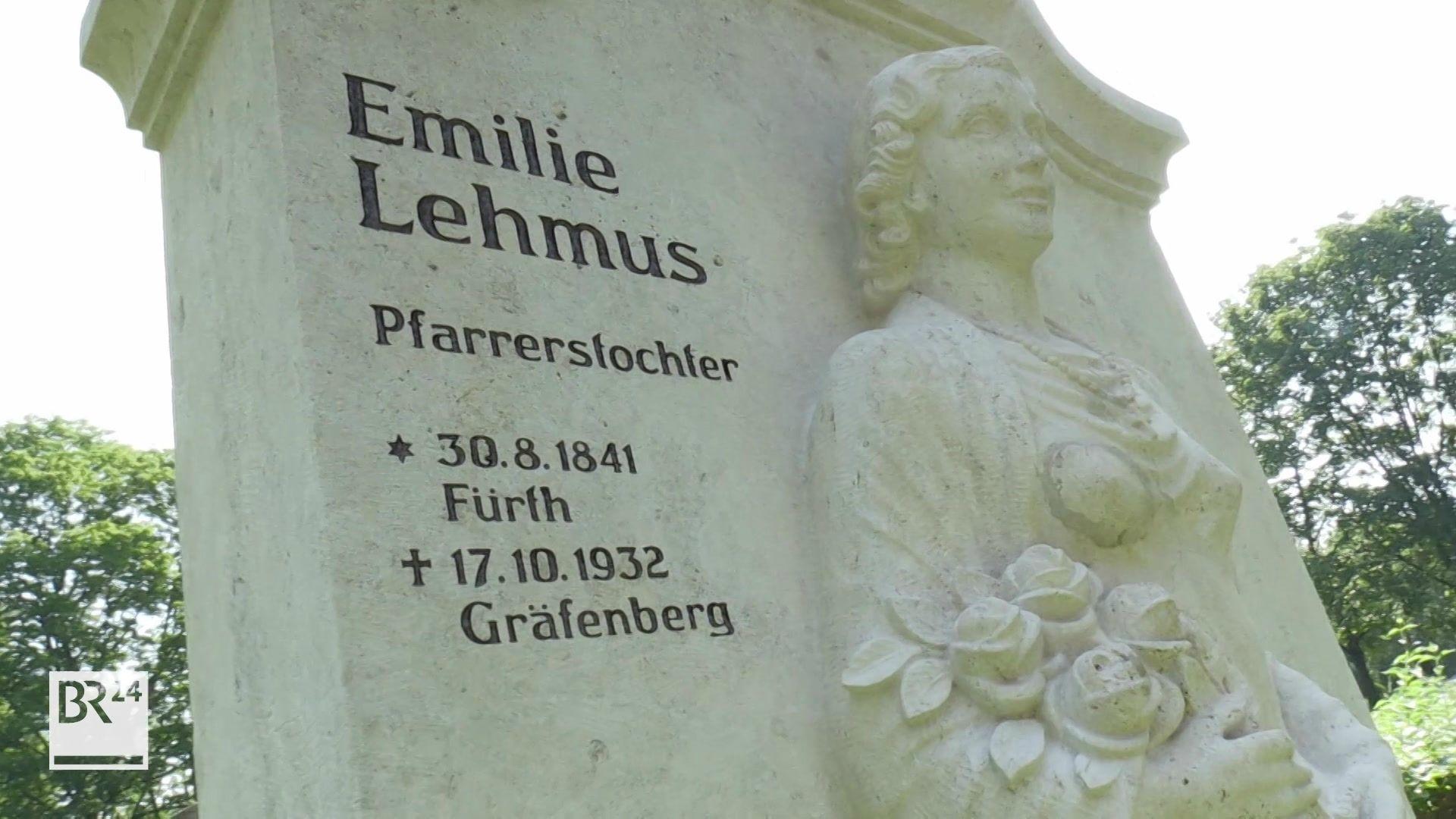 Emilie Lehmus bekommt ein Denkmal