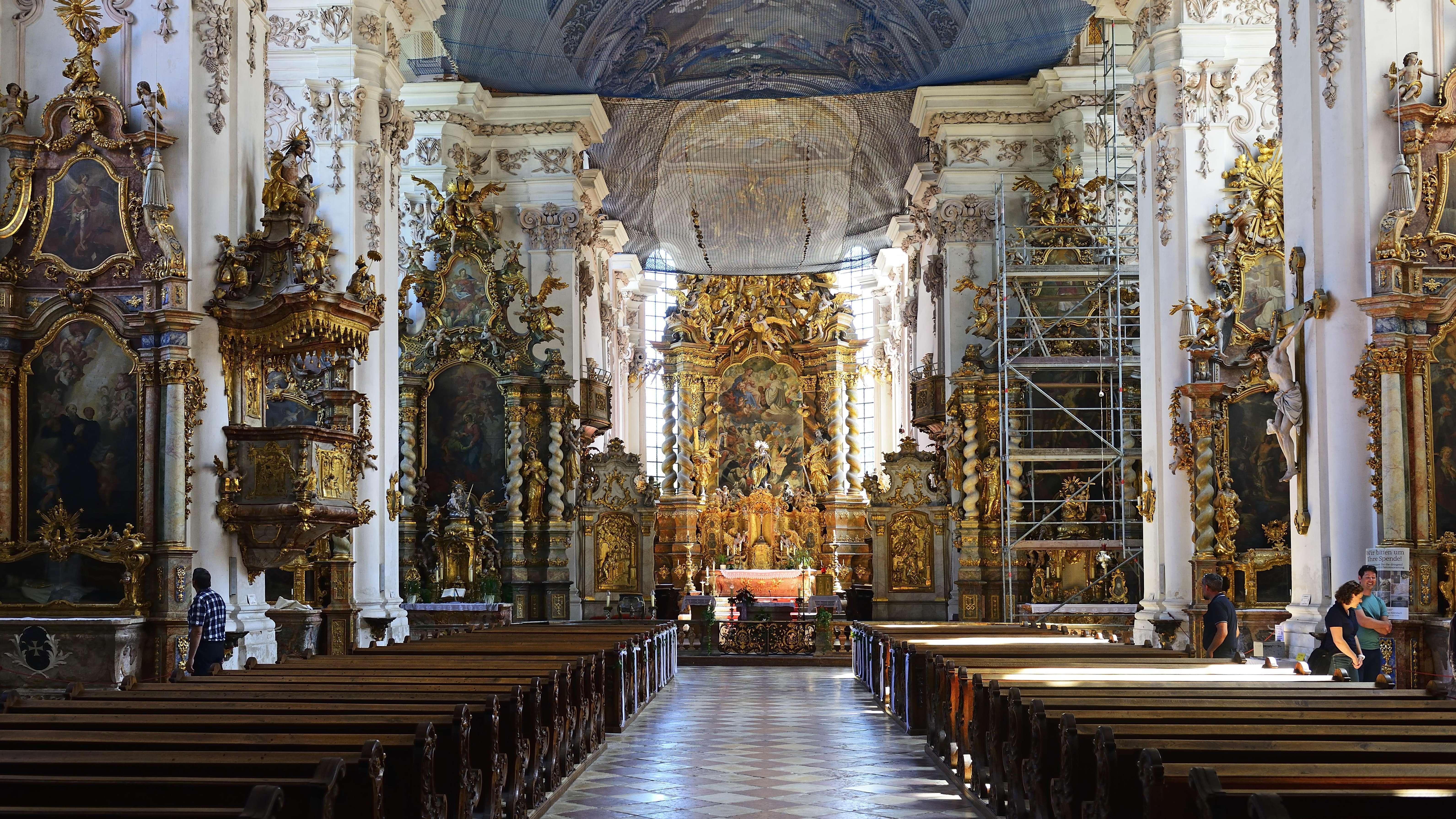 Asamkirche Aldersbach