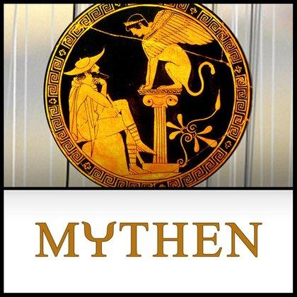Podcast Cover Mythen - Michael Köhlmeier erzählt Sagen des klassischen Altertums | © 2017 Bayerischer Rundfunk