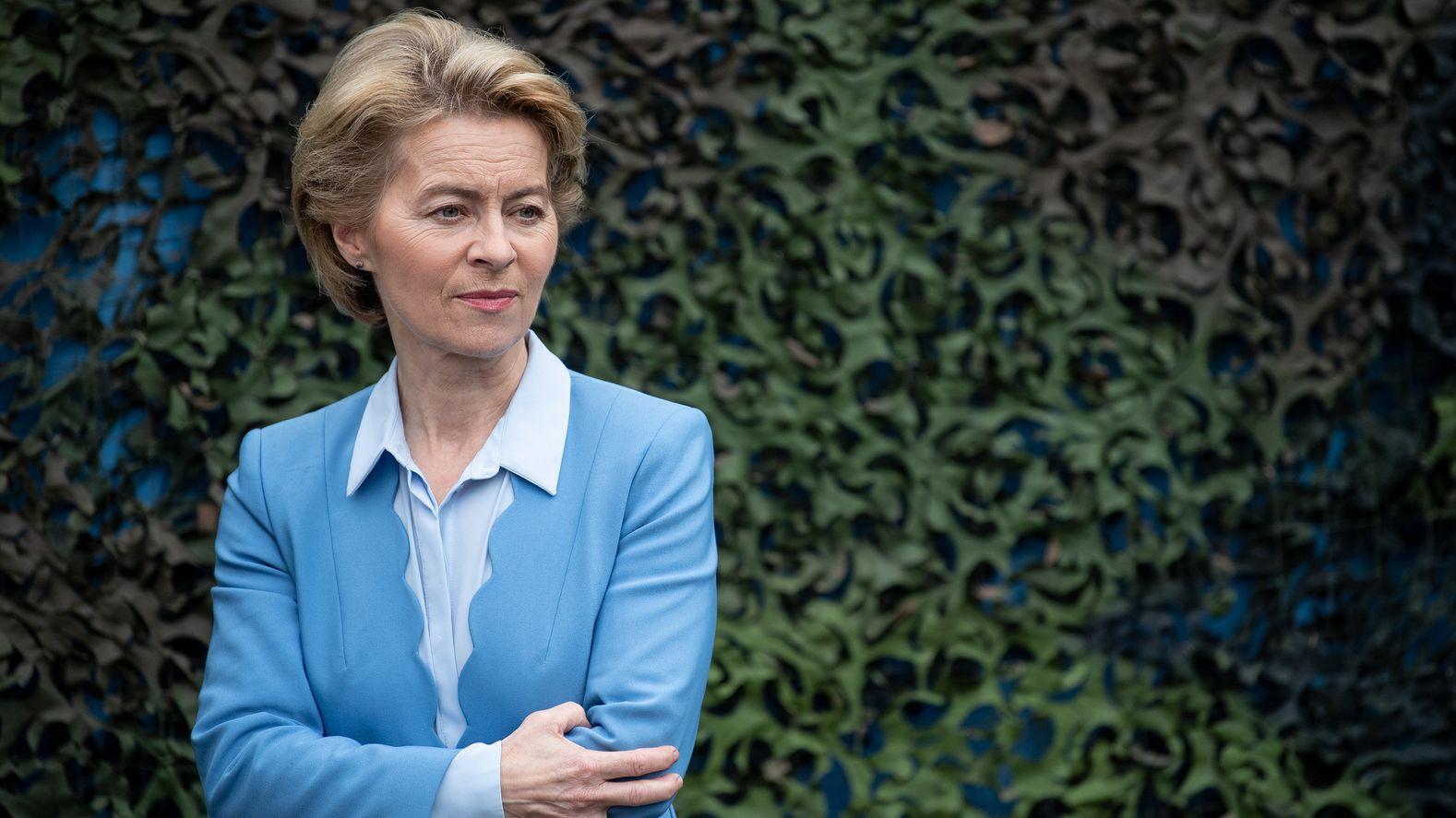 Soll Chefin der EU-Kommission werden: Ursula von der Leyen