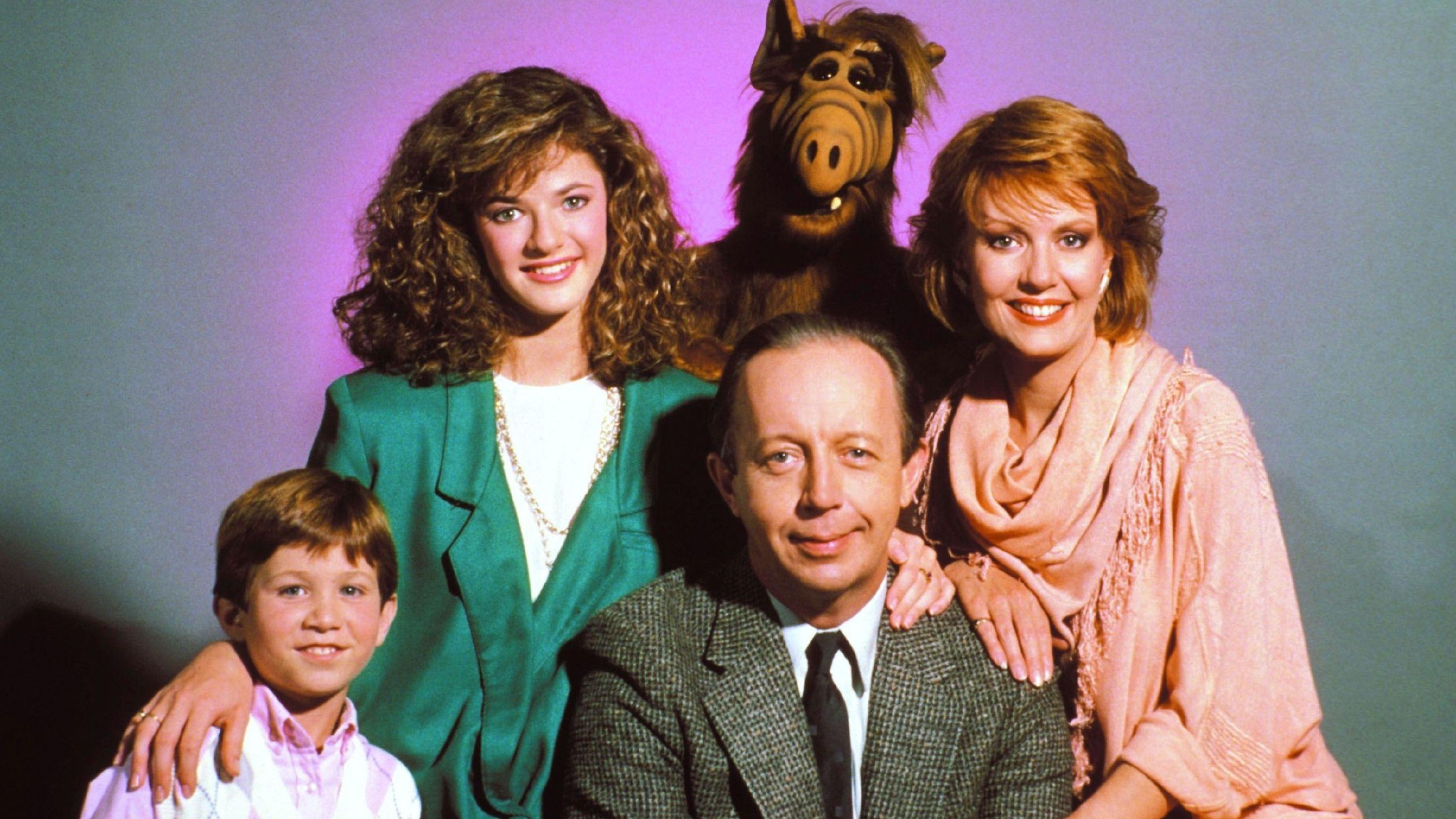 Alf mit den Tenners
