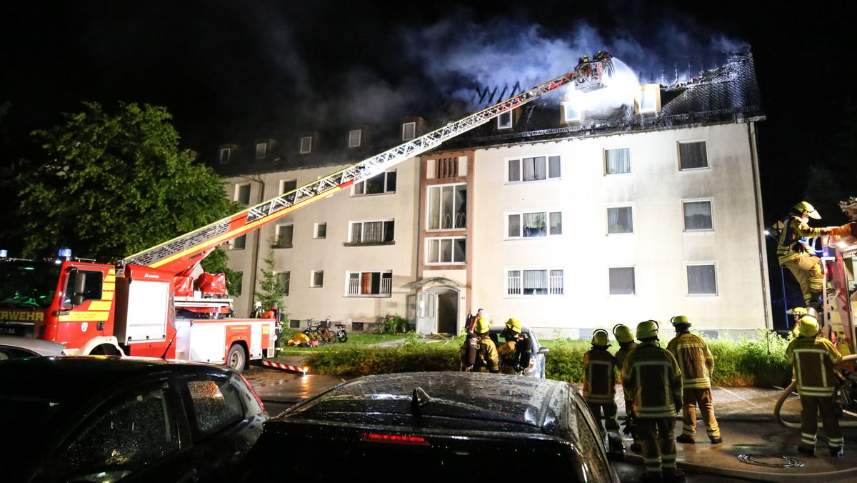 Brand in Bad Tölz