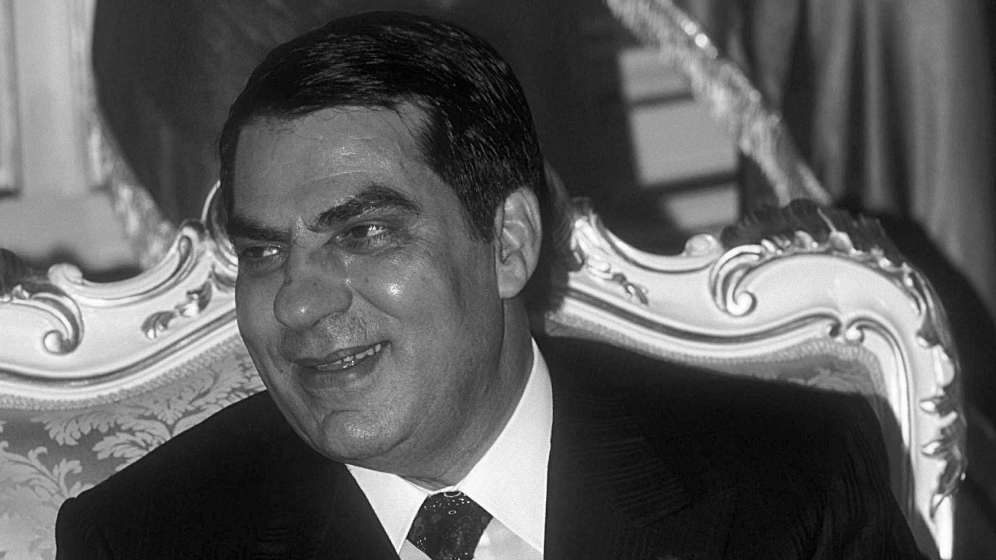 Tunesiens Ex-Präsident Zine El Abidine Ben Ali